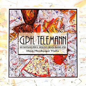 Image for 'G.P.H. Telemann: XII Fantasie Per Il Violino Senza Basso 1735'