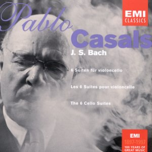 Image for 'BACH: SUITE NO. 5 IN C MINOR, BWV 1011: III. SARABANDE'