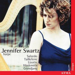 Imagem de 'Grandjany / Hindemith / Lizotte / Salzedo / Tailleferre: Solo Harp Music'