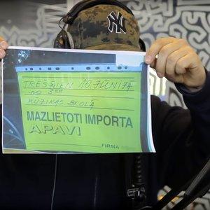 Immagine per 'Žaks'