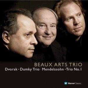 Image for 'Dvorák : Piano Trio No.4 in E minor Op.90, 'Dumky' : VI Lento maestoso - Vivace'
