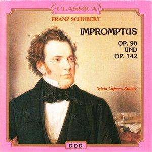 Bild für 'Franz Schubert : Impromptus op.90, Op.142'