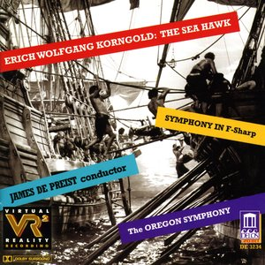 Image for 'Korngold, E.W.: Sea Hawk (The) / Symphony in F Sharp Major'