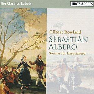 Image for 'Albero: Sonatas for Harpsichord'