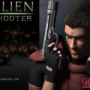 Image for 'Alien Shooter'