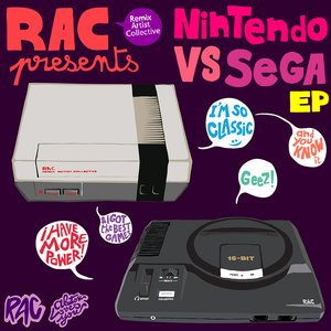 Image for 'Nintendo VS Sega EP'