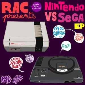 Bild för 'Nintendo VS Sega EP'