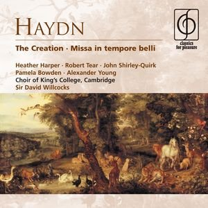 Image for 'Haydn: The Creation . Missa in tempore belli'