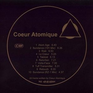 Image for 'Coeur Atomique'