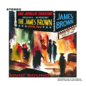 Image for 'James Brown Live At The Apollo, 1962'