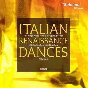 Image for 'Italian Renaissance Dances Volume 1'
