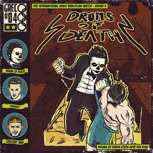 Image for 'Drums of Death Steps Into the Ring'