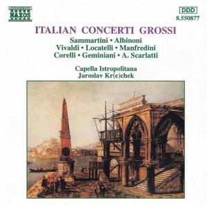 'Italian  Concerti  Grossi'の画像
