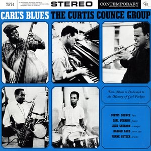 Image for 'Carl's Blues'