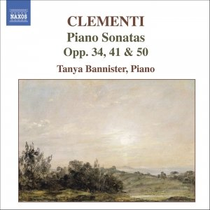 Image for 'CLEMENTI: Piano Sonatas Op. 50 No. 1, Op. 41 and Op. 34 No.'