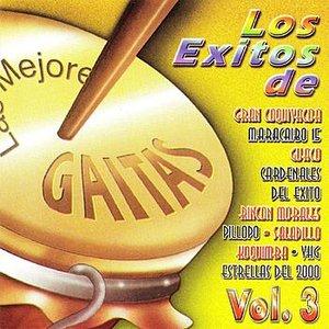 Image pour 'Las Mejores Gaitas Vol.3'