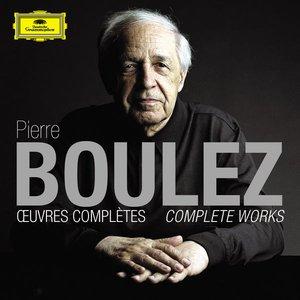 Image for 'Pierre Boulez: Oeuvres complètes'