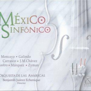Imagen de 'Orchestral Music (Mexican) - Moncayo, J.P. / Carrasco, A. / Chavez, J.M. / Marquez, A. / Castro, R. / Galindo, D.B. / Zyman, S.'
