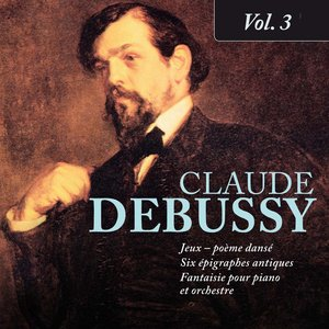 Image for 'Debussy, Vol. 3 (1938, 1953)'
