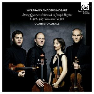 Image for 'Mozart: String Quartets dedicated to Joseph Haydn'