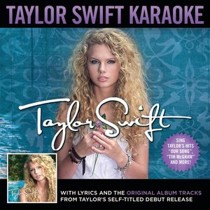 Image pour 'Taylor Swift Karaoke: Taylor Swift'