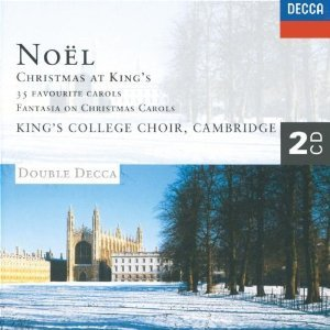 Image for 'Noël - Christmas at King's'
