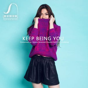 Image for 'Keep Being You'