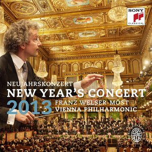 Image for 'New Year's Concert 2013 / Neujahrskonzert 2013'