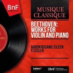 Image for 'Beethoven: Works for Violin and Piano (Mono Version)'