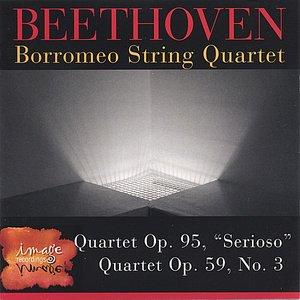 Image for 'Quartet in f, Op. 95 Serioso-Allegro con brio'
