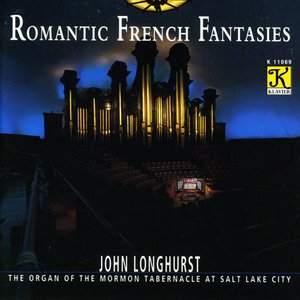 Image for 'Romantic French Organ Works'