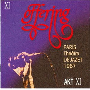 Image for 'Offering theatre dejazet 1987'