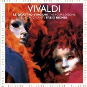 Image pour 'Vivaldi: The Four Seasons'