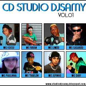 Image for 'CD DJSAMY VOL.01'