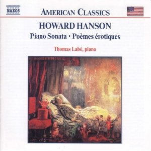 Image for 'HANSON: Piano Sonata / Poemes erotiques / For the First Time'