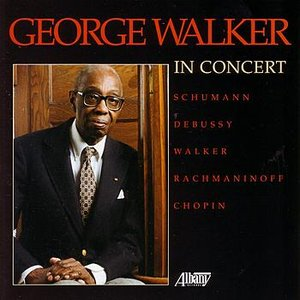Image for 'George Walker in Concert'