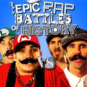 Image for 'Mario Bros. vs Wright Brothers - Single'