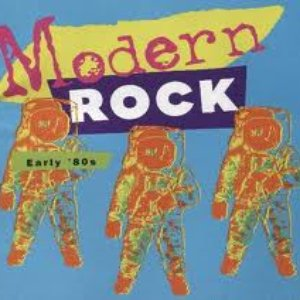 Immagine per 'Modern Rock: Early 80's (disc 1)'