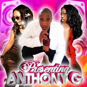 Image for 'Presenting Anthony G'