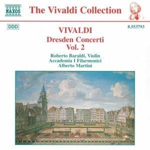 Image for 'VIVALDI: Dresden Concertos, Vol.  2'