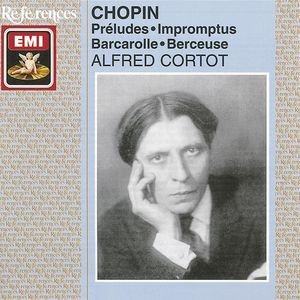 'Alfred Cortot plays Chopin'の画像