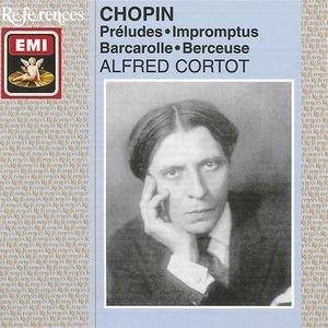 Immagine per 'Alfred Cortot plays Chopin'