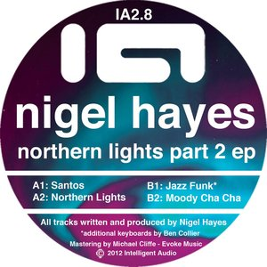Image for 'Northern Lights Part 2 EP'