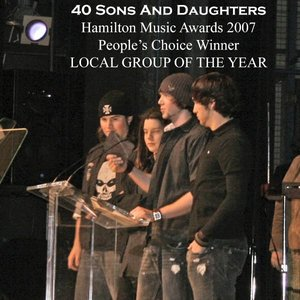 Image for '40 Sons and Daughters'