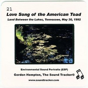 Image for 'Love Song of the American Toad (Land-between-the-lakes, Tennessee, May 30, 1992)'
