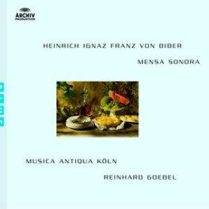 Image for 'Biber: Mensa Sonora'