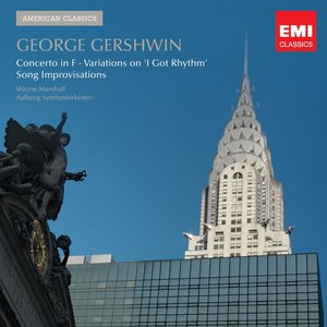 Image for 'Gershwin: Concerto in F, etc'