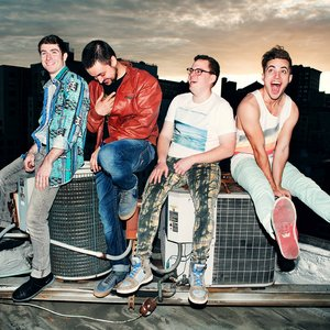 Bild för 'Walk the Moon'
