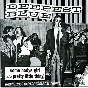 """Image for 'Some Body's Girl - 7"""" Single'"""
