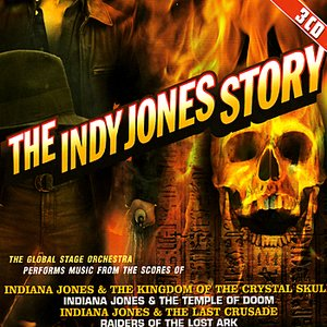 Image for 'The Indy Jones Story'